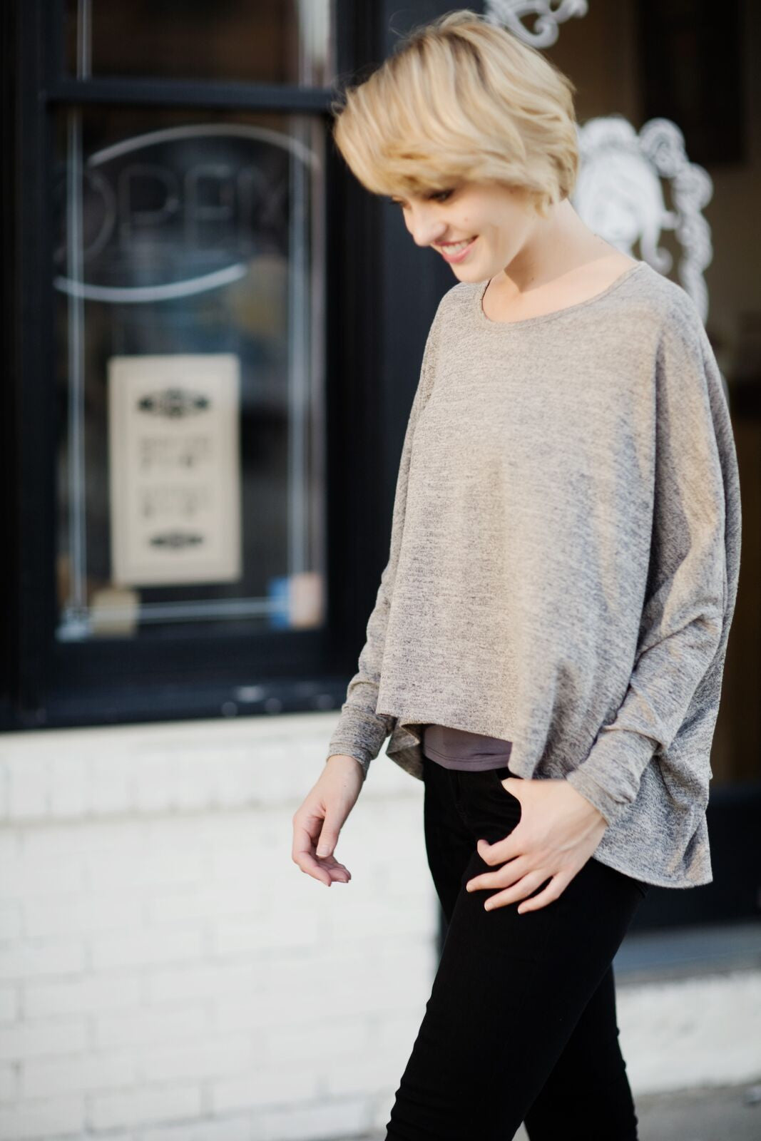 KOKOON Languid Pullover: more colors available