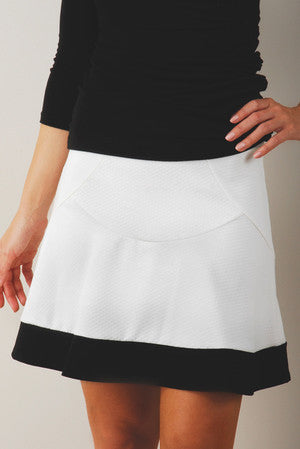KOKOON  Tulip Flared Skirt