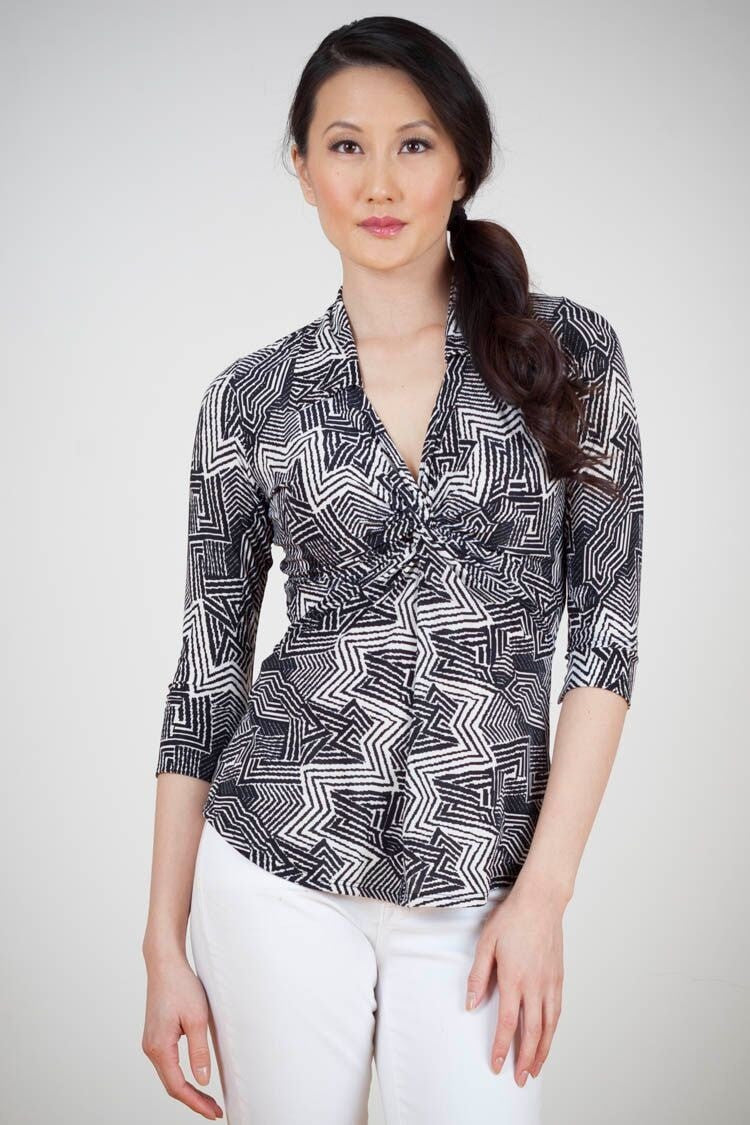 KOKOON Splendid Twist Blouse