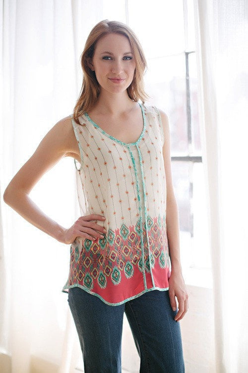 KOKOON Milly Tank Tunic
