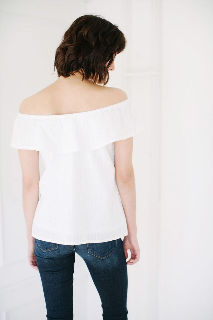 KOKOON Mitzi Off Shoulder Top