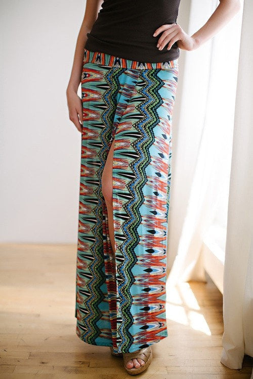 KOKOON Vacation Maxi Skirt