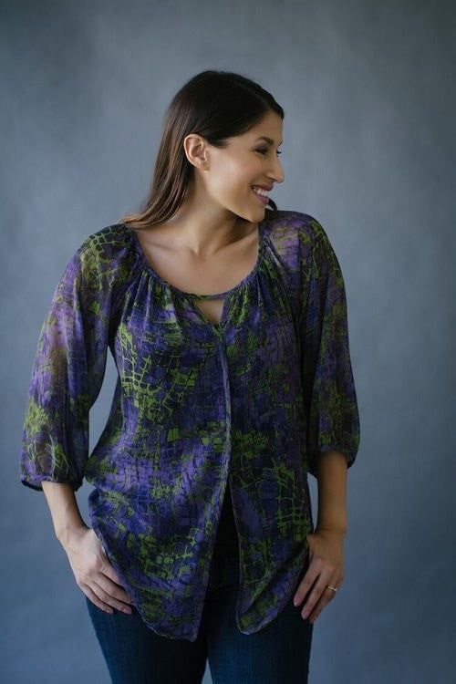 KOKOON Piccadilly Blouse