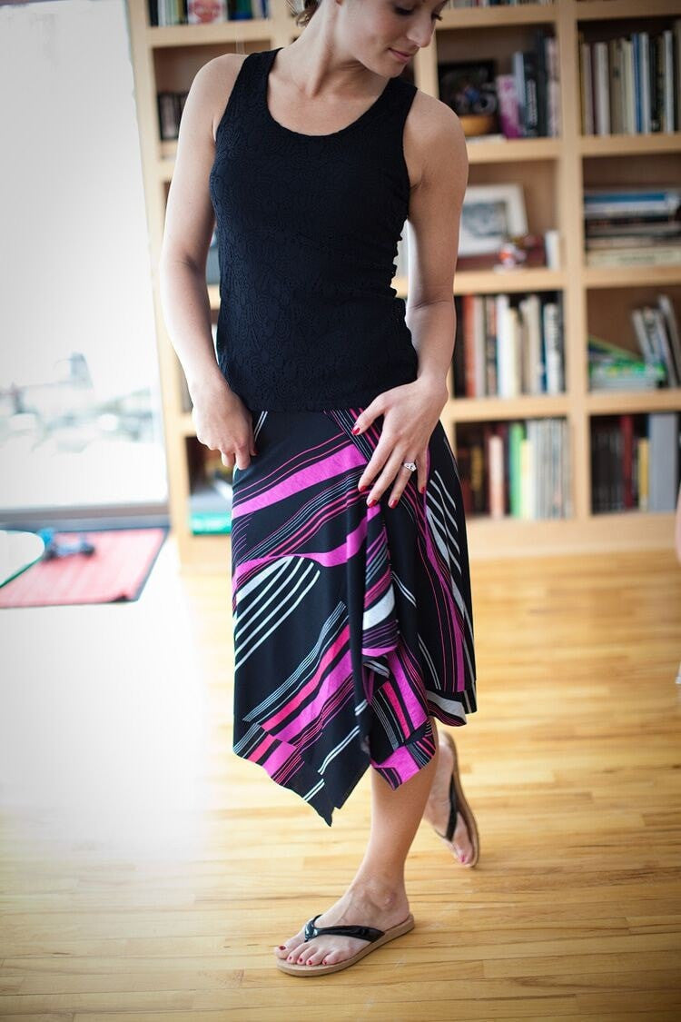 KOKOON Off Kilter Skirt: more colors available