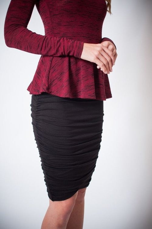 KOKOON Separates Scrunch Skirt: more colors available
