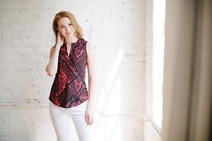 KOKOON Sleeveless Brookland Blouse