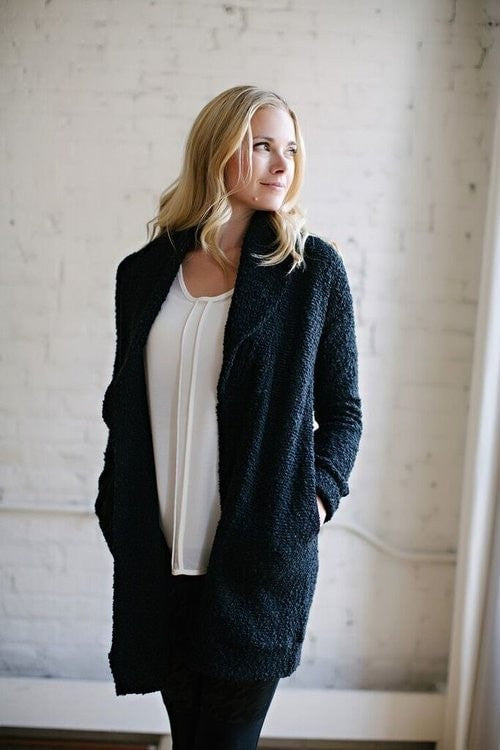 KOKOON Separates The Big Easy Sweater Coat
