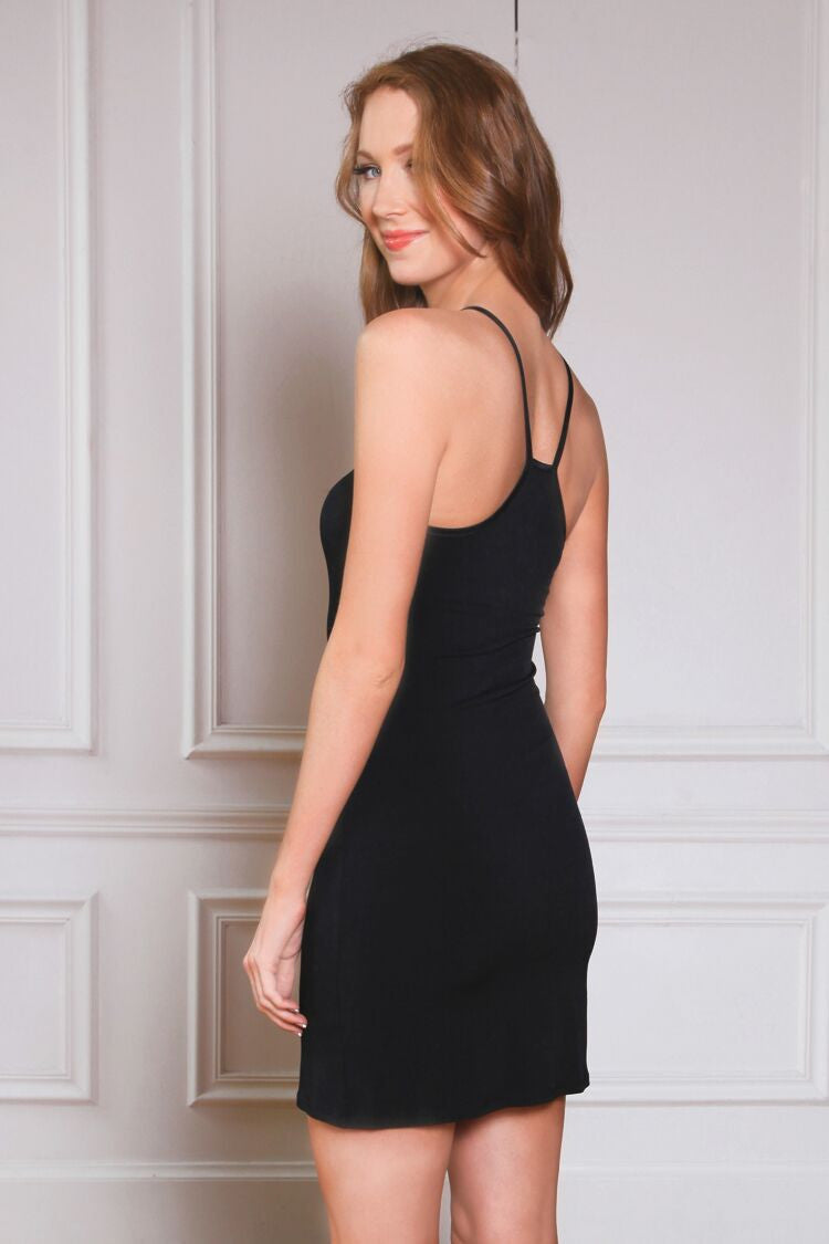 KOKOON Scoop Neck Racerback Slip Back