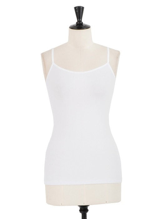 KOKOON Scoop Neck Ultra Cami White