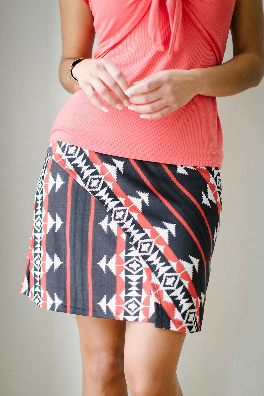 KOKOON Hipster Skirt in Clay Pot