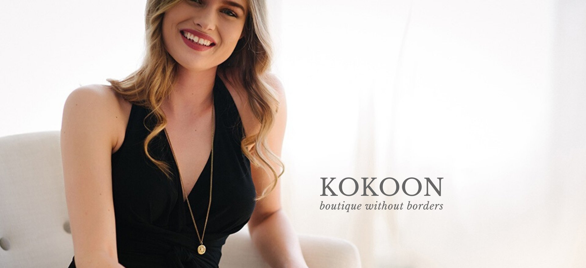 KOKOON Black Widow Baby Dress