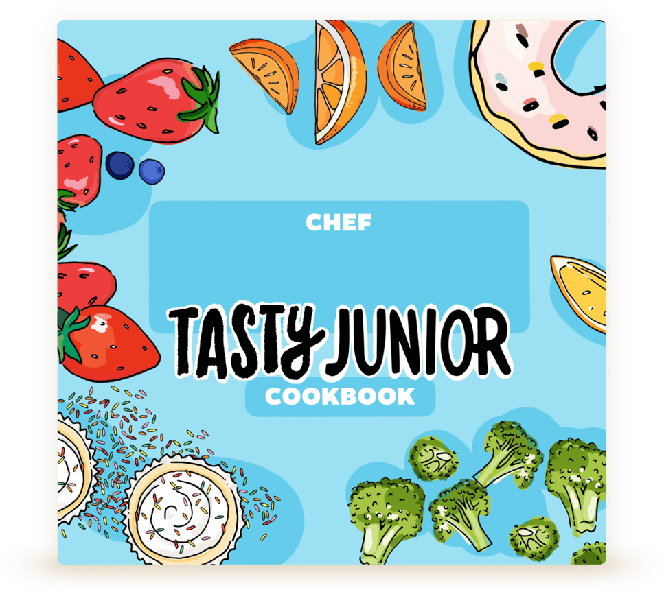 Tasty Junior Cover