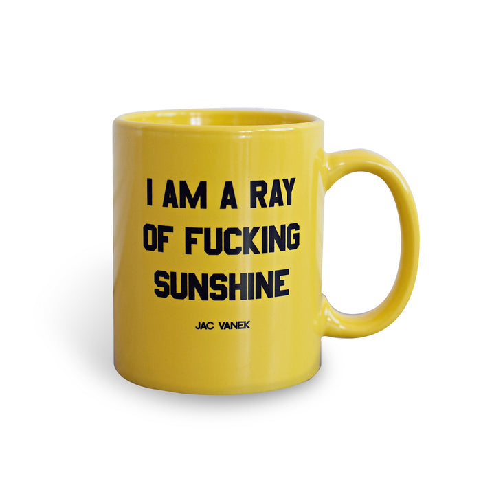 Sunshine Coffee Mug - Fuck Shit Shop