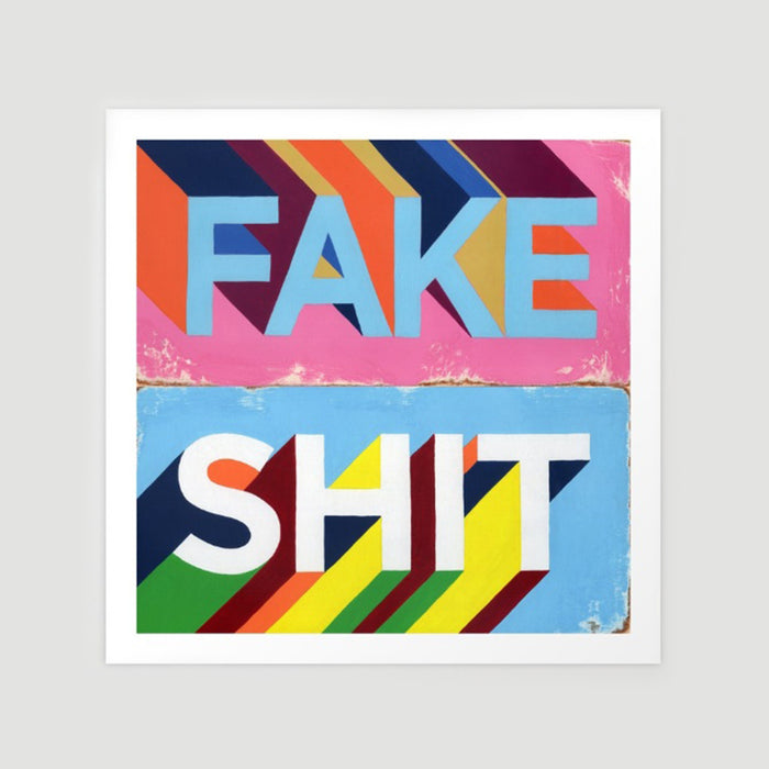 Fake Shit Art - Fuck Shit Shop