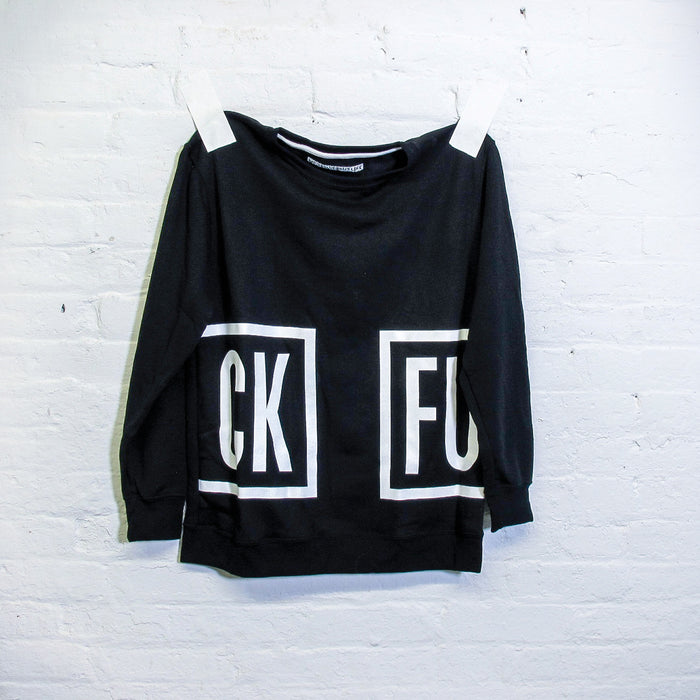 CKFU Sweatshirt - Fuck Shit Shop