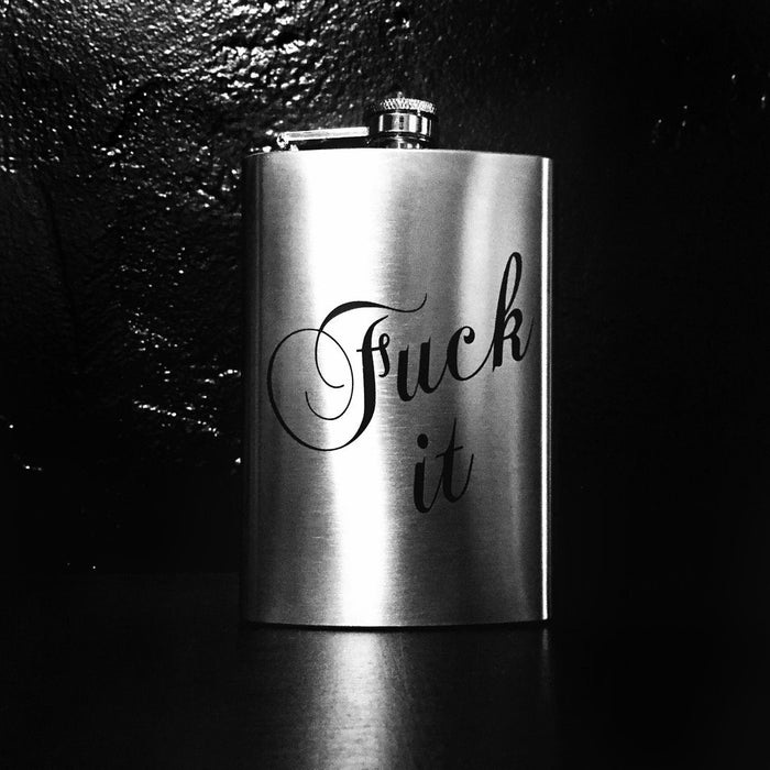 Fuck It Flask - Fuck Shit Shop