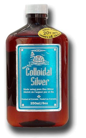 Colloidal Silver and How It Brightens Up Your Health Life