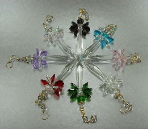 angel suncatchers small winged