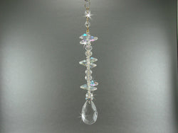 Crystal Sun Catcher Aurora Borealis Bling