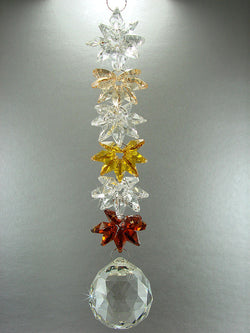 Crystal String Suncatcher With Ball