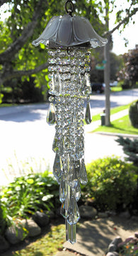 Crystal Suncatcher Large Non Electric Window Sun Catcher