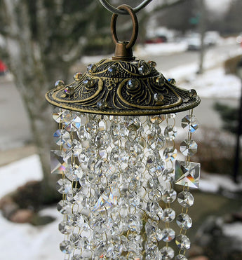 Crystal Suncatcher Large Window Chandelier Style Sun Catcher