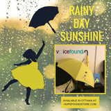 Rainy Day Sunshine Umbrella