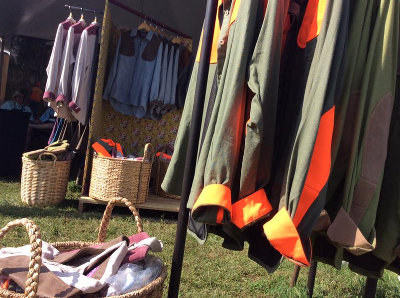 Orvis Game and Fair show 2017 and Apalain