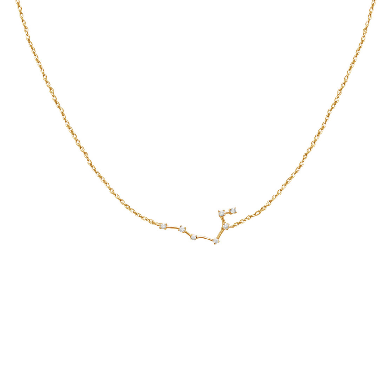 Collier Constellation Astro | GÉMEAUX