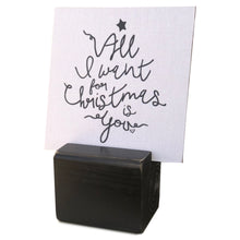 All I Want For Christmas Mini Canvas