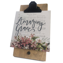 Amazing Grace Hymn Mini Canvas