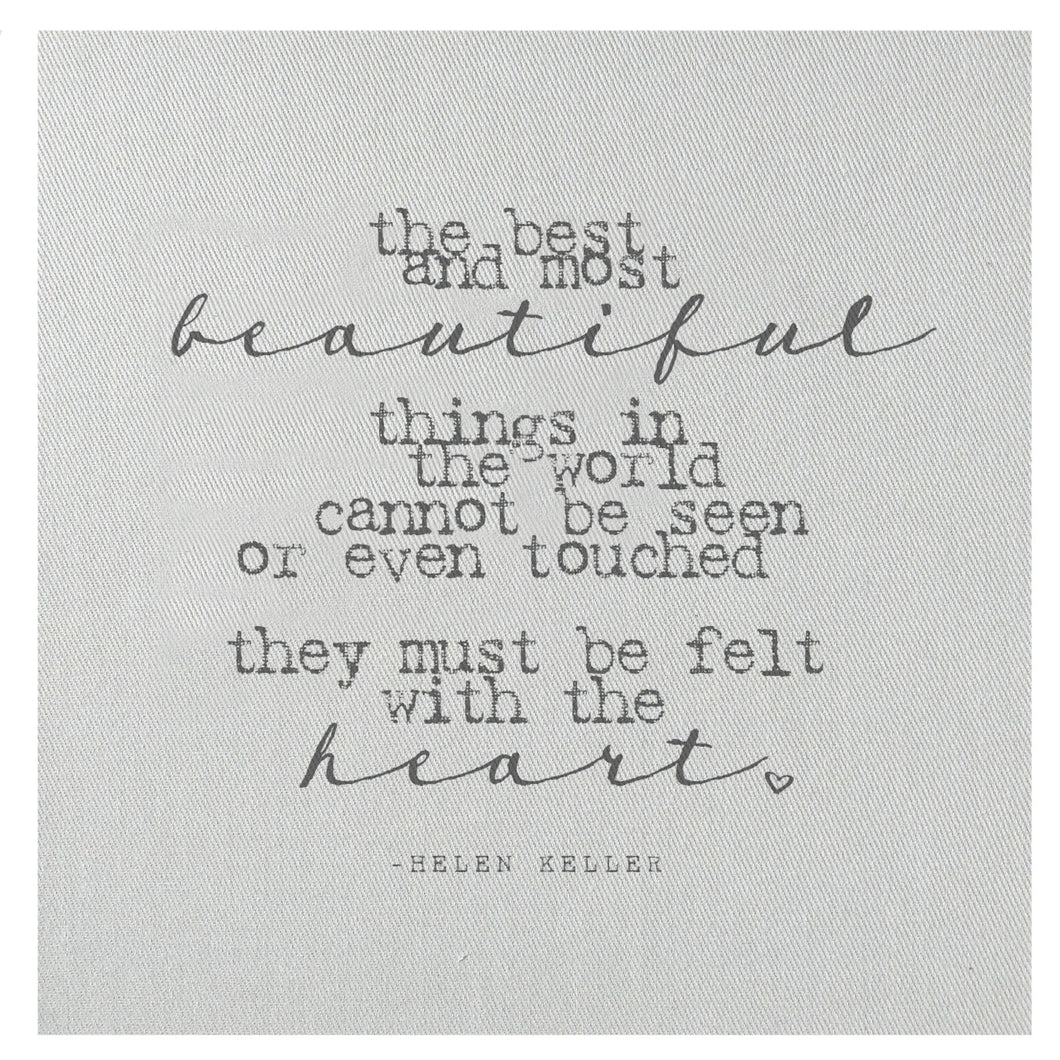 Beautiful Things Helen Keller
