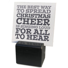 The Best Way To Spread Christmas Cheer Mini Canvas
