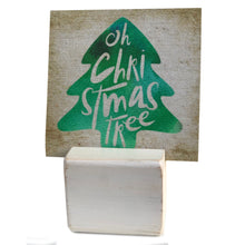 Oh Christmas Tree Mini Canvas