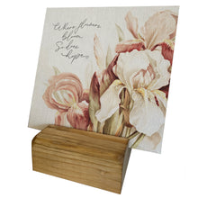 Where Flowers Bloom Mini Canvas