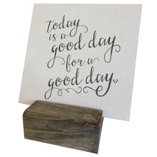 Today Is A Good Day For A Good Day Mini Canvas