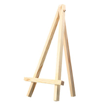 Wood Easel Mini Canvas Holder