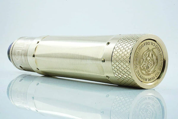 Limited Edition Brass Mech Mod Kit