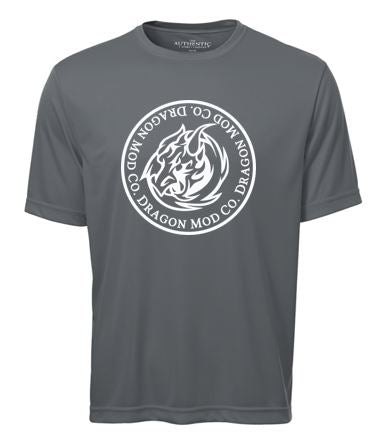 Dragon Mod Co. T-Shirt (grey)
