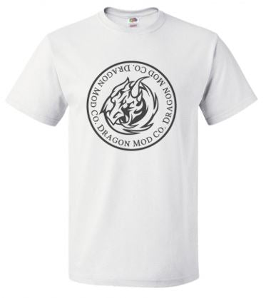 Dragon Mod Co. T-Shirt (white)