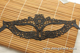 Masquerade Mask/Masks For Masquerade/Venetian Mask/Half Mask/Lace Mask/Masquerade Mask Men/Gift for her/Gift for him/LM-10