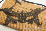Masquerade Mask/Masks For Masquerade/Venetian Mask/Half Mask/Lace Mask/Masquerade Mask Men/Gift for her/Gift for him/LM-21