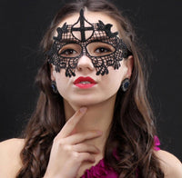 Masquerade Mask/Masks For Masquerade/Venetian Mask/Half Mask/Lace Mask/Masquerade Mask Men/Gift for her/Gift for him/LM-23