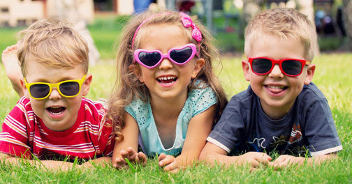 How to Protect Your Child's Eyes from Sun Damage