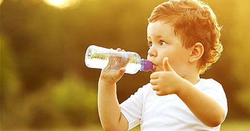 3 Key Signs That Your Child Isn't Drinking Enough Water