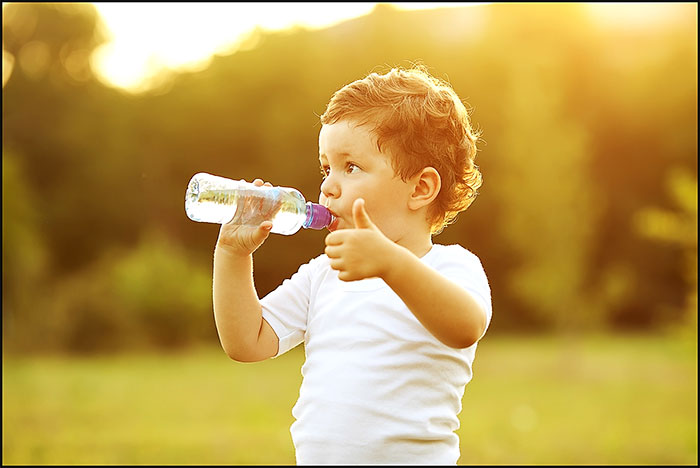 3 Signs of Dehydration in Children
