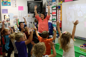 classroom exercise and academic performance