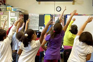 exercise has positive effects on a childs brain