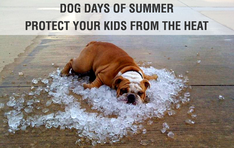 summer protect kids from heat