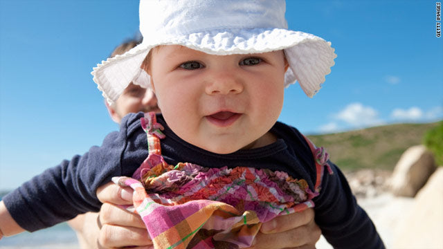 infants and sunscreen